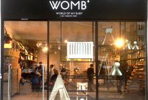 ☆ WOMB store ☆