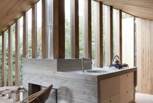 wood walls / by Crystalyn Bobek Hummel