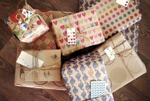 Wrapping Paper and Cards