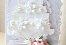 Cardmaking - Wedding