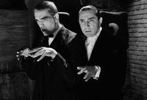Bela Lugosi 1930s Movie Stills