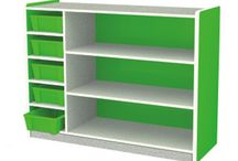 Wooden and Plastic shelf / Wooden and Plastic shelfs for kids