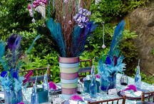 TABLE SETTINGS / by Peggy Coleman
