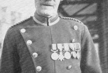 WORLD WAR 1 MEDALS / Medals of merits..... / by Gisèle Dandurand