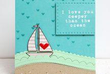 Boat card / Boating