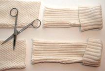 Crochet, Knitting, & Loom Projects