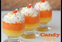 Halloween Recipes / by Mary Kyle-Lewis