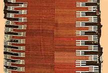 Kilim Design / An old Turkish Rug that inspires our business.