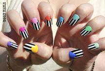 Stropdas nagels