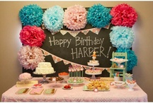 Birthday ideas / by Joan N Benjie Rivera-Lopez