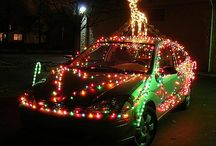 Holiday Car Decorations! / Awesome cars decorated for the holiday season!