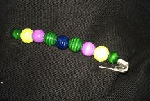 Gli Spilloni / Simpatici spilloni colorati