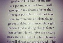 Faith Quotes / by Megan Welch