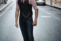 My fashion for men