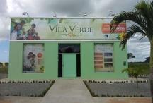 Loteamento Vila Verde - Obras Maio de 2013 / Agora, a sua felicidade está bem próxima de você! Chegou em Acaraú o que você e sua família tanto esperavam: o primeiro bairro planejado da cidade, a apenas 3 km do centro!