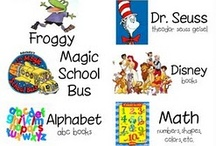 Children's books and activities / Book titles and literacy based activities for preschool age