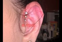 Ink Marked body percing / Piercing done at Ink Marked Raunds
