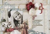 Christmas Scrapbooking / by Karen Balcanoff