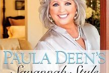 Paula Deen...Hey Y'all