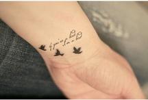 Tattoo / by Cindy Mullis