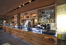 Bar pub / Creation of custom furniture for public places