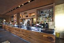 Bar pub / Creation of custom furniture for public places
