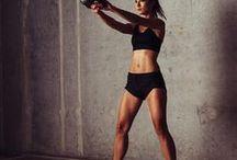 Fitness: Kettlebells & Dumbbells