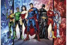 DC Heroes/Villains
