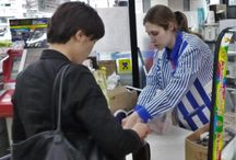 Work and Travel in Japan / Asahi Nihongo always wants to make sure that students from abroad get enough information about the everyday life before arriving in Japan. The best way to achieve this is to ask foreigners who already work and life in Japan.  http://www.japanese-school-asahi.com/internship-fukuoka/internship-types/work-and-travel-in-japan/