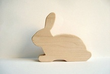 wooden templates