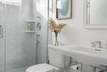 Bold Bathrooms / Stunning bathrooms, from powder room to claw-foot tubs. Pamper yourself!