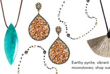 Summer Gems / Exploring the inspirations behind our Summer Gems jewellery collection