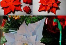 vianočný kvet
