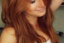 Red hair / by Alyssa Middleton