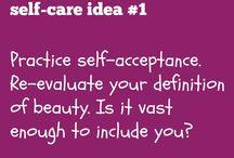 self-care series