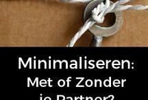 Minimalist Dutchie / Mindful Leven met Minder