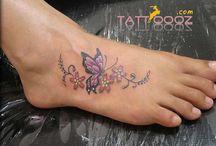 Tattoo inspirasjon til Hilde :)