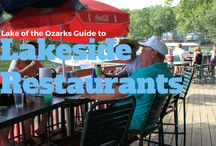 Places to eat at the Lake