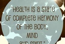Healthy living / Living Life Well