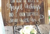 In Memory of Loved Ones at Your Wedding