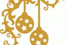 karácsonyi filigránok