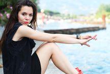 APERITIVO FORTE DEI MARMI IN UN MOMENTO DI PAZZIA / New post by the #fashionblogger Irene Colzi with our #KarmaofCharme #boots STRA 2 LUX CORALLO.  http://www.ireneccloset.com/2014/06/aperitivo-forte-dei-marmi.html