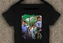 "More of The Monkees T-shirt More of The Monkees Crop Top / CROP TEE / CROP TOP Material: 100 % cotton soft material and comfortable in use Printing techniques : Use DTG printing, High Quality and high quality ink. Direct images printed on shirt, high resolution and durable Size Available: ALL SIZE Width 18"" and length 17""  Width 44 centimeters and length 43 centimeters (size in centimeters) Width in measure armpit to armpit. Fit to S/M  We ship items within 3 - 5 business days for handling time and Estimated shipping time: 15 - 35 business days."