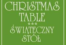 CHRISTMAS TABLE 2014 - UHK Gallery inspirations