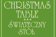 CHRISTMAS TABLE 2014 - UHK Gallery inspirations