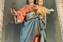 Marian Devotion / Statues and Icons of Our Lady