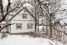 Talon väri & ikkunakarmit