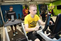 Fitness, Public Services and Travel / Whether you want to be a personal trainer or travel agent or even a prison officer...Great Yarmouth College is the place to start that career path!