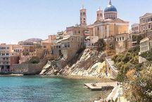 Syros island (Σύρος)