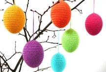 HÚSVÉT / Húsvéti kézimunkák